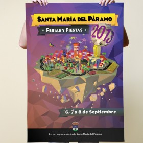 Ferias y Fiestas 2013<span>Official Sign</span>
