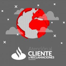 Oficina Reclamaciones Banco Santander<span>Banco Santander Customer Service</span>